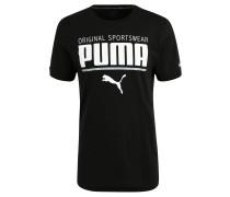 T-Shirt, Regular Fit, Baumwolle, Jersey, Print