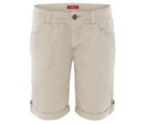 Shorts, uni, Baumwolle, Taschen, Umschlag