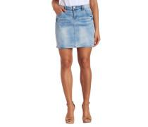 Jeans-Minirock, Baumwoll-Mix, Five-Pocket-Stil