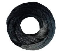 Loop-Schal, Strick, Woll-Anteil, Alpaka-Anteil