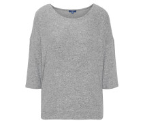 Shirt, 3/4-Arm, meliertes Design, Rundhalsausschnitt