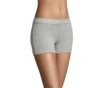 Panty, Baumwolle, Logo-Aufschrift am Bund