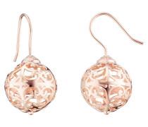 Ohrhänger Silber rosevergoldet