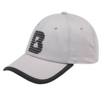 "Basecap ""Bennie"", Stick-Logo, Strapback"