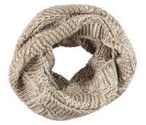 Loop-Schal, Strick, Zopfmuster
