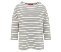 Shirt, 3/4-Ärmel, breiter Schnitt, gestreift