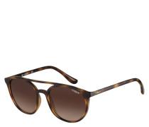 """Sonnenbrille """"VO5195S W65613"""", Filterkategorie 3, Panto-Design"""