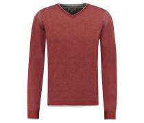Pullover, Regular-Fit, V-Ausschnitt
