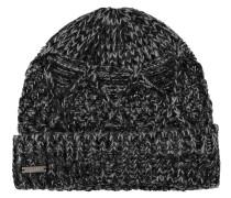 Mütze, Strick, Glitzer, Fleece, Pailletten