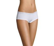 Panty, semi-transparent, schmaler Bund