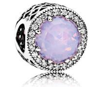 Enchanting Fairytales Charm rund er Kristall 791725NOP