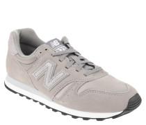 """Sneaker """"WL373"""", Veloursleder, Satin-Details"""