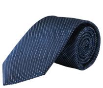Krawatte, reine Seide, Allover-Musterung