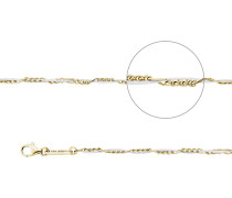 Armband Vergoldet 20 cm JJFG060.3-00