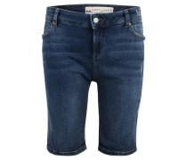 Jeans-Shorts, Regular Fit, Destroyed-Effekte