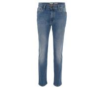 "Jeans ""Madrid"", Modern Fit, Waschung, Baumwoll-Mix"