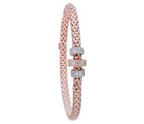 Armband Flex Silber rosevergoldet