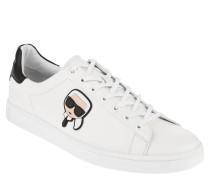 "Sneaker ""KOURT KARL IKONIK LO LACE"", Leder"