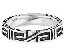 Black Meander Ring C4245R/90/00/58