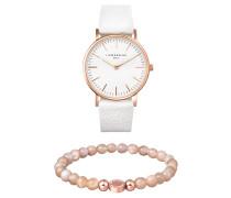 Set Uhr und Armband LS-0005-LQB