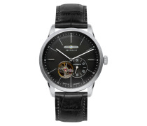 Herrenuhr 7364-2, Automatik Open Heart
