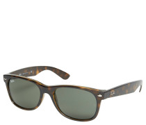 "Sonnenbrille ""RB 2132 New Wayfarer"", havana-grün,"