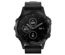"""Smartwatch """"fenix 5 Plus Sapphire"""" 010-01988-07"""