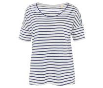 T-Shirt, gestreift, weiter Schnitt
