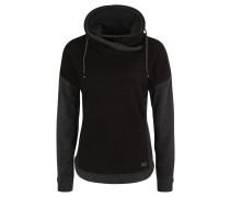 Pullover, Fleece, Schalkragen, thermoregulierend