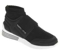 Sneaker, Sock-Like-Look, elastischer Riemen