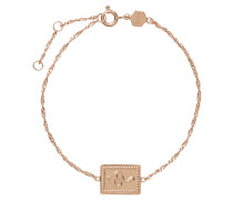 "Armband ""Force Tropicale Twisted Chain Tag"" roségold CLJ10022"
