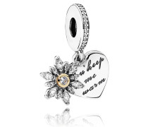 "Shining sentiments Anhänger Charm ""keep me warm"" 792012CZ"