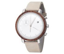 Armbanduhr Franz Walnut Rock WATWFRA7456