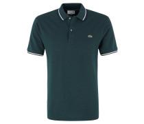 Poloshirt, Slim-Fit, Baumwoll-Piqué, unifarben