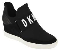"""Wedge Sneaker """"Cosmos"""", Keilabsatz, Marken-Schriftzug"""