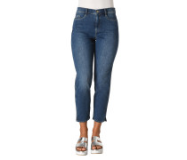 "Jeans ""Caro"", Slim Fit, 7/8-Länge"