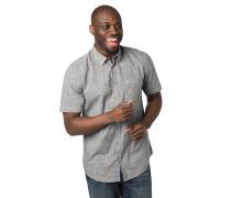 Hemd, Regular Fit, Hahnentritt-Muster, Baumwolle