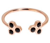 "Ring ""Essentielle Crystal Hexagon"" CLJ40008-54"