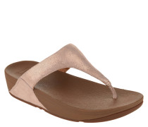 "Zehentrenner ""Shimmy Suede Toe-Post"", Veloursleder"