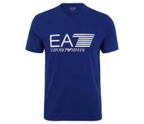 T-Shirt, Baumwoll-Mix, Logo-Print