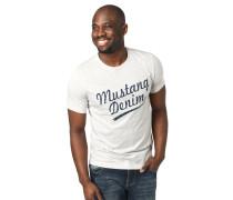 "T-Shirt ""Printed Tee"", Baumwolle, Logo-Print"