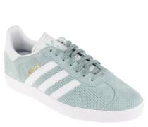 """Sneaker """"Gazelle W"""", Leder, Lochmuster"""