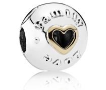 Charm-Anhänger Sentiments of love Kugel Herz 792110