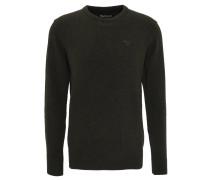 Pullover, Strick, Woll-Anteil, meliert