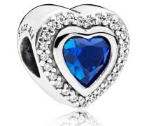 "Charm  ""Sparkling Love"" mit Zirkonia 797608NANB"