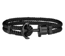 Ankerarmband PHREP IP  Nylon  18 cm PH-PH-N-B-B-M