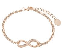 Armband mit Infinity-Symbol 9291434 rosevergoldet