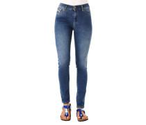 """Jeans """"D-Roisin"""", Skinny Fit, Regular Waist, Waschungen"""