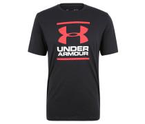 T-Shirt, schnelltrocknend, Front-Print