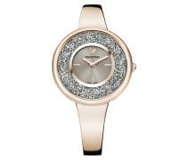Uhr Crystalline Pure, 5376077, Metallic Light